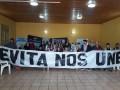 El peronismo de nuestra ciudad homenajeó a Evita y marchó en contra de la intervención de las Fuerzas Armadas en seguridad interior