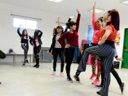 Clases de bachata y salsa, y danza jazz en el Centro Cultural SUM 26