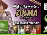 Llega el nuevo show de Gladys Florimonte al Teatro Martinelli