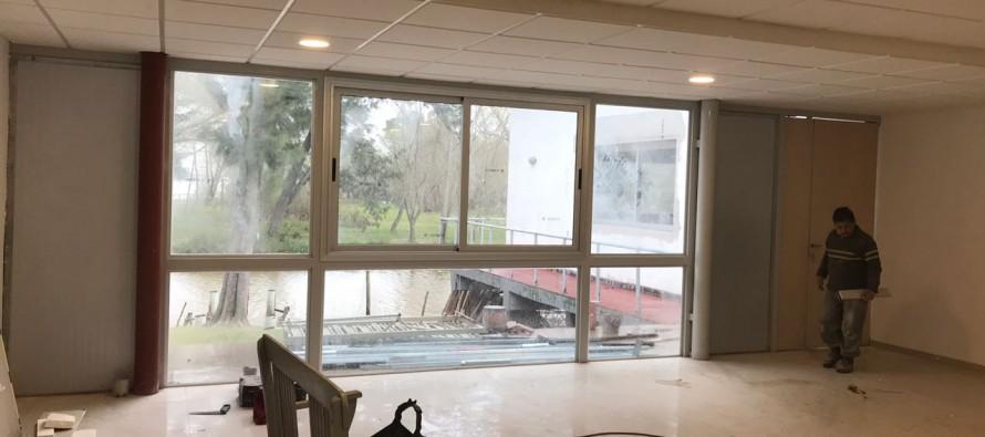 Renovación y ampliación del Hospital de Islas 'Dr. Oscar do Porto'