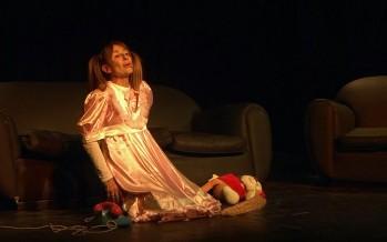 Gladys Florimonte se presentó en el Teatro Martinelli