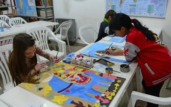 Clases de dibujo y pintura en la Biblioteca Murcho