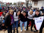 Sociedades de fomento y clubes de barrio de nuestra ciudad festejaron el ´Día del Niño´