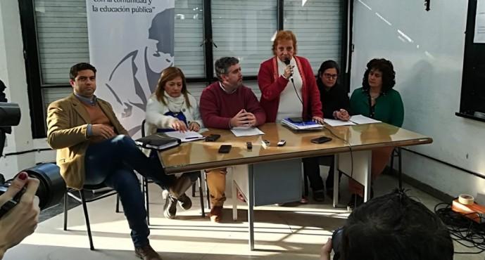 El Consejo Escolar explicó la situación de las escuelas ante la ausencia de respuesta de las autoridades provinciales
