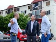Comenzó la instalación de la red cloacal en el barrio Mil Viviendas