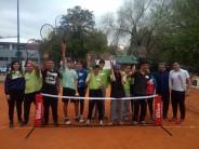 Alumnos de la Escuela de Tenis salieron campeones en el Torneo Regional de las Olimpiadas Especiales