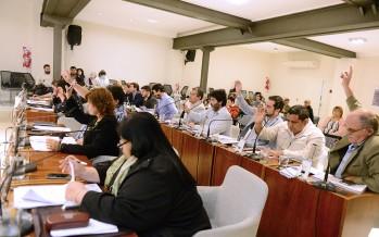 El Concejo Deliberante repudió la eliminación del fondo sojero