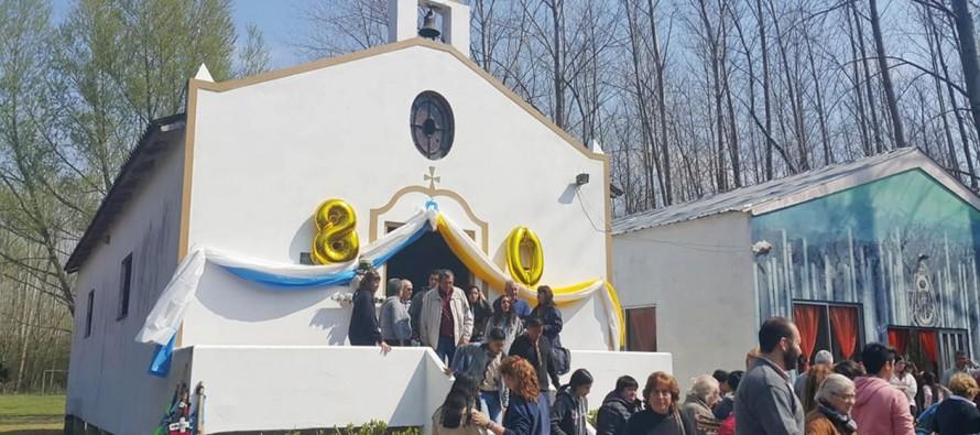 Se celebró el día de la Patrona Nuestra Señora de Luján en Arroyo Pay Carabí