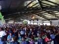 Andreotti agasajó a miles de abuelos sanfernandinos por el Día del Jubilado