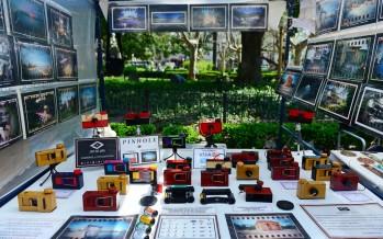 Comenzó una nueva edición del Encuentro Nacional Artesanos en Plaza Mitre
