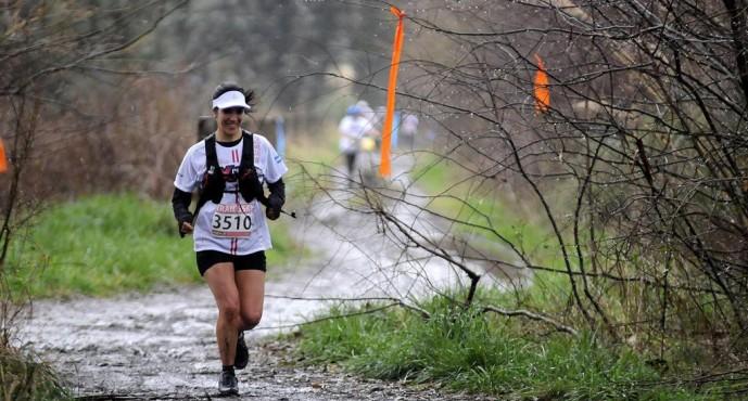 Virginia y Juan, una historia de esfuerzo de dos ultramaratonistas solidarios
