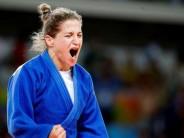 Paula Pareto se quedó con la medalla de bronce en el mundial de Judo