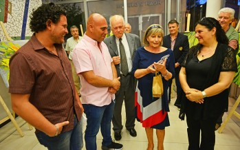 Homenaje a la artista María Ofelia Medán en el Teatro Martinelli