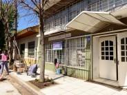 """Renovación de las veredas del Club """"La Guardia Vieja"""""""
