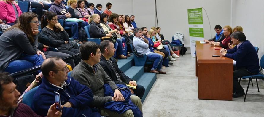 Cursos de formación pedagógica en el Centro Universitario de Virreyes