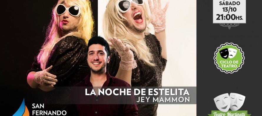 Llega Jey Mamón con un show humorístico al Teatro Martinelli