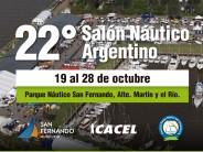 Mañana comienza la 22º edición del Salón Náutico Argentino