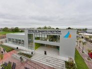 Se inauguró el nuevo Centro de Tránsito y Gestión