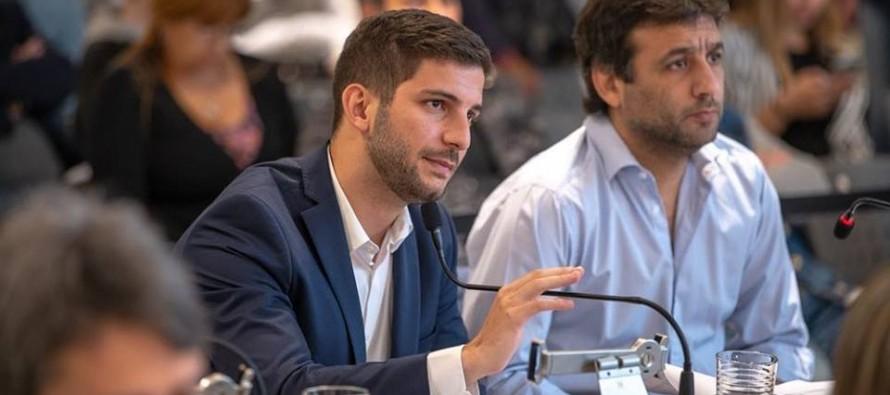 """Polémica propuesta del concejal Fernández Storani: """"Dar las sobras de la comida que se tira """" a los comedores escolares"""