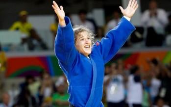 Paula Pareto se quedó con la medalla de oro en México