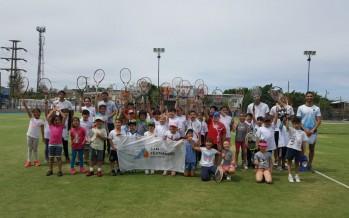 Se disputó en el Poli N°7 el Tercer Torneo de Tenis Interescuelas