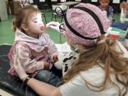 Se entregaron libretas odontológicas a alumnos del Jardín Maternal Santa Catalina