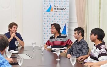 Jerónimo Bauer y Federico Casse en el Mundial de Tenis para Personas con Discapacidad Intelectual