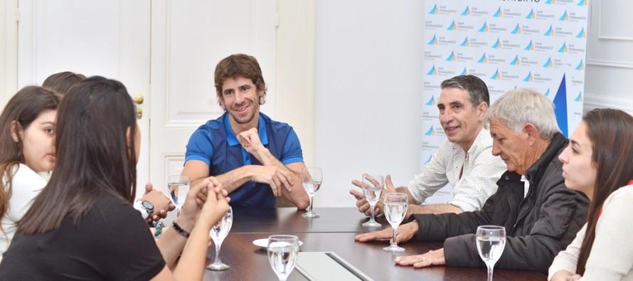 Ayuda económica a la Asociación Cultural y Deportiva Virreyes