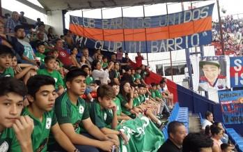La Escuela de Fútbol San Fernando Juniors celebró sus primeros 20 años viendo el triunfo del Matador