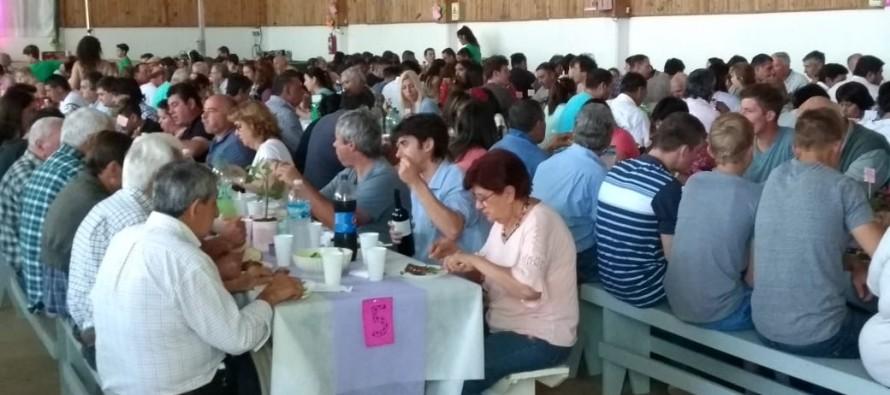 Se llevó a cabo la 83ª edición del Día del Isleño en la Escuela N° 26 del río Carabelas