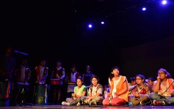 Cierre de los programas artísticos escolares en el Teatro Martinelli