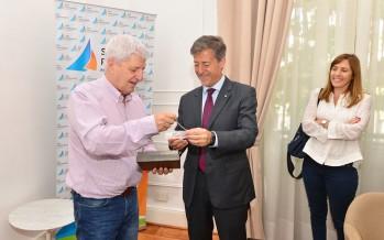 Convenio de cooperación entre el municipio y la Universidad Nacional de San Martín