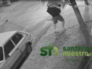 Golpes y disparos a un repartidor en un violento robo en el barrio La Chacra