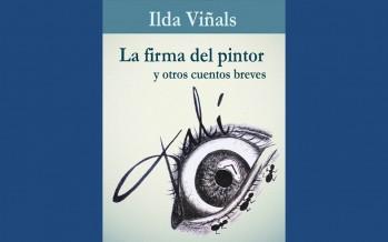"""Presentación del libro """"La Firma del Pintor y otros Cuentos Breves"""" de Ilda Viñals en la Quinta El Ombú"""