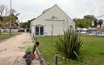 Los polideportivos de nuestra ciudad se preparan para las colonias y actividades del verano