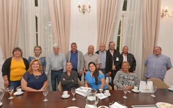 Reconocimiento a empleados municipales que se jubilaron