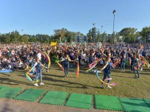 2 desfile jardines maternales municipales