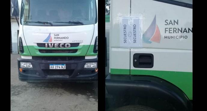 Un camión municipal atropelló y mató a un vecino en Quirno Costa entre Perón y Constitución