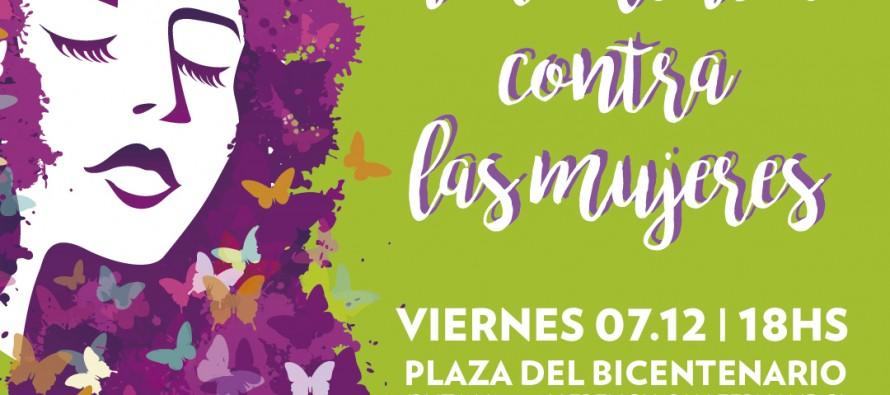 Se conmemorará el Día Internacional de la No Violencia Contras las Mujeres en la Plaza del Bicentenario
