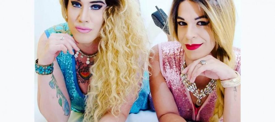 La Nash y La Kiki: un espectáculo de transformismo con humor, baile, canto y magia