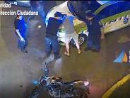 Detuvieron a un motociclista en Carlos Casares y French por eludir un control de tránsito y escapar a alta velocidad