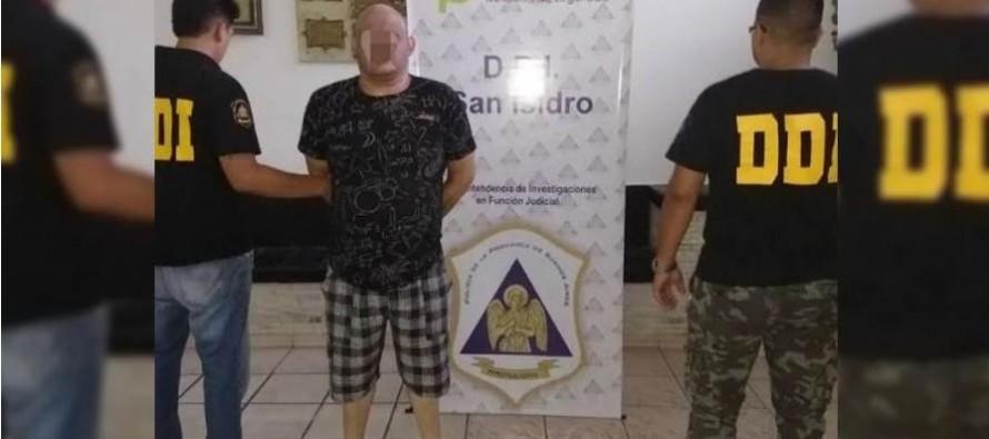 Detuvieron en Balcarce al 1300 a una persona por robo e incendio de un supermercado en San Isidro