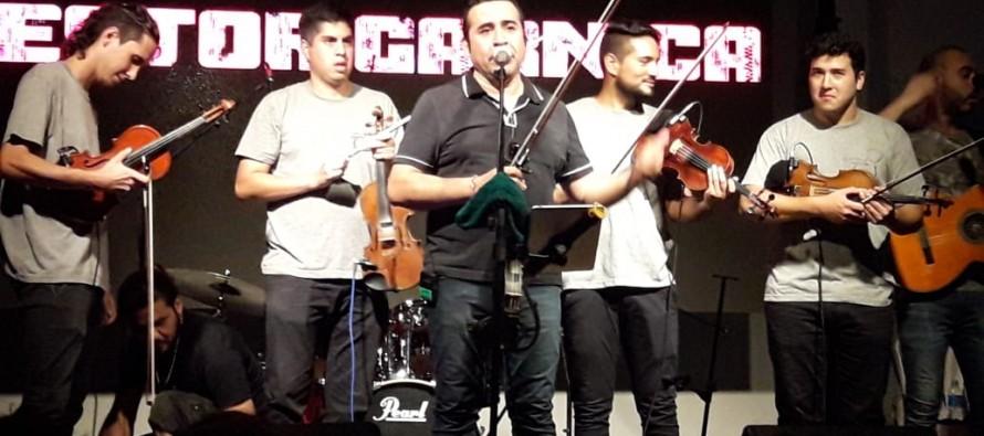 La Sacha Fuga y Néstor Garnica tocarán juntos en el escenario de Cosquín
