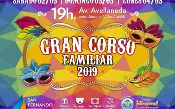 Últimos preparativos para el Gran Corso Familiar 2019