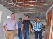 Se construyen dos nuevas aulas en el Jardín 913