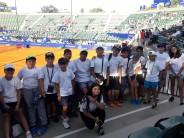 La Escuela Municipal de Tenis presenció el ATP de Buenos Aires