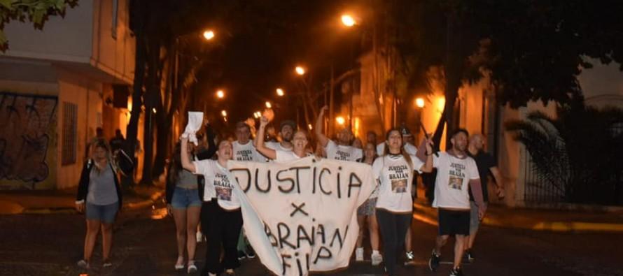 Avanza la investigación sobre el asesinato de Braian Fillip mientras familiares y amigos reclaman justicia