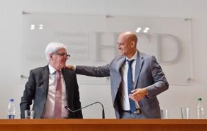 Luis andreotti y Santiago aparicio