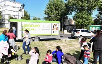'El Municipio en tu barrio' estará esta semana en Plaza Bicentenario, Plaza Mitre y Barrio Santa Rosa