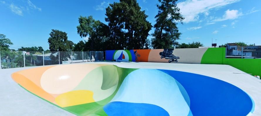 Este domingo se inaugura el Parque de Deportes Extremos en Sobremonte y Guido Spano